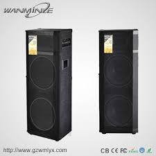 china home theater china 2 0 hifi home theatre tower speaker big subwoofer
