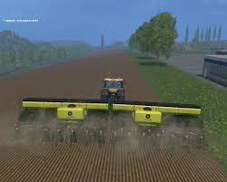 John Deere Planters by John Deere 2130 Ccs Planter V1 4 Final Fs 15 Farming Simulator