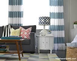 livingroom curtain diy grommet top curtains shower curtains