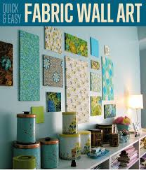 art and home decor fabric wall art diy projects craft ideas how to s for home decor