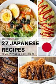 cuisine at home 27 japanese recipes you can at home pickled plum food and drinks