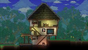 cute house on terraria terraria pinterest