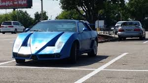 blue ferrari blue ferrari enzo spotted x post from r shitty car mods topgear