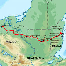 Mexico And Central America Map by Travel To Mexico U0026 Central America Blogs