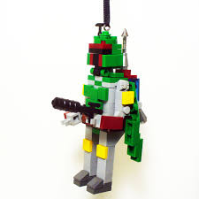 custom lego boba fett ornament 75 00 via etsy darth aidan