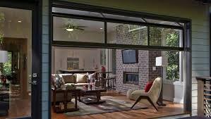 Garage Interior Design Garage Door Front Door Window Blinds Improf Garage Good And