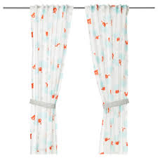 Ikea Curtain Length Baby Curtains Ikea