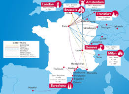 Amsterdam Map Europe by Travel By Train Around Europe Voyages Sncf Com