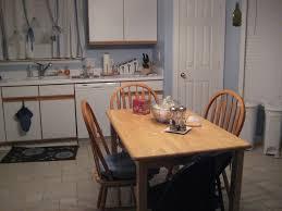 refinish butcher block kitchen table refinish kitchen table for