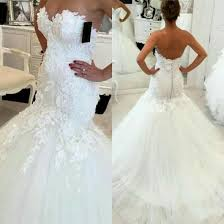 bling wedding dresses mermaid lace wedding dress at bling brides bouquet online bridal