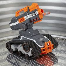 nerf remote control tank nerf n strike elite terrascout the awesomer