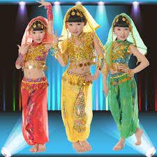 2015 new belly dance top costume pants veil paillette