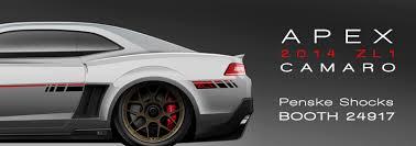 2000 hp camaro roadster shop set for big week at sema goodguys