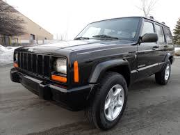 monster jeep cherokee buy used 2001 jeep cherokee classic sport 60th anniversary 4 0l
