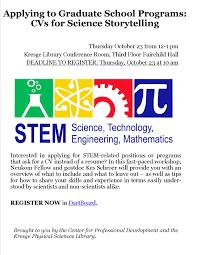 resume writing tips for engineers cv resume writing help for stem students kresge physical stem series cvs workshop