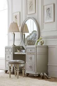 Antique White Bedroom Vanity Inspiring Bedroom Vanity Espresso Antique Golden Decorative Frame