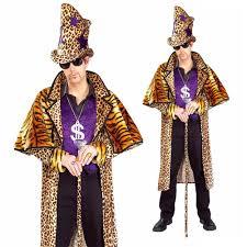 Pimp Halloween Costume Pimp 70s Costume