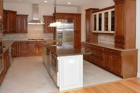 white cabinets with cherry kitchen island ellajanegoeppinger com