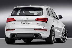 Audi Q5 8r - the audi q5 caractere wide body kit announced