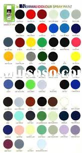 duplicolor spray paint color chart real fitness