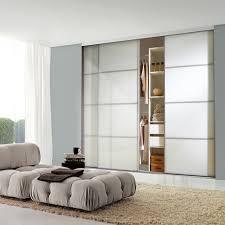 Sliding Closet Doors White White Sliding Closet Door Options Homesfeed