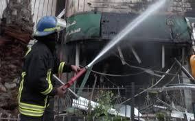 ouvrir un bureau de change des soldats déclenchent un incendie à ramallah en essayant d ouvrir