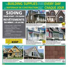 kent building supplies flyer march 28 to april 3