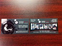 spot uv card design for my barber friend u2013 silhouette decor