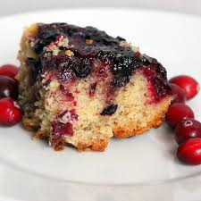 cranberry blueberry upside down cake vegan vegan richa