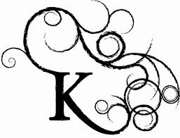 159 best k u0027s images on pinterest letter k initials and lyrics