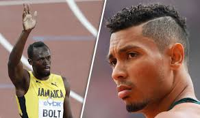 how to style hair for track and field world athletics chionships 2017 wayde van niekerk must save
