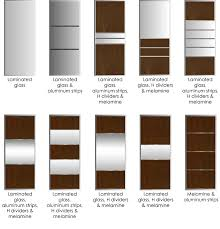 Closet Door Options Custom Sliding Closet Door Options From More Space Place Of