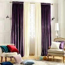 Yellow And Purple Curtains Gray Purple Curtains Alpals Info