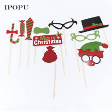 Photo Booth Buy Aliexpress Com Buy 62pcs Merry Christmas Photo Booth Props