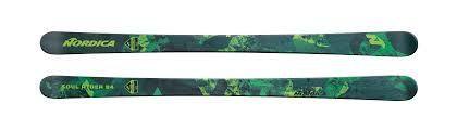 soul rider 84 s flat nordica skis and boots