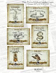 macbeth witch potion digital download vintage halloween witch