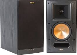 Discount Bookshelf Speakers Klipsch Reference Rb 61 Ii Black Ash Bookshelf Speakers At