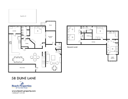 Palmetto Bluff Floor Plans 58 Dune Lane Forest Beach Vacation Rental Home