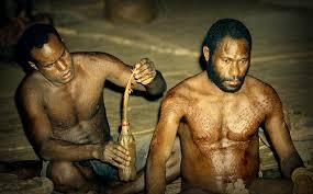 lars krutak making boys into men the skin cutting ritual of the