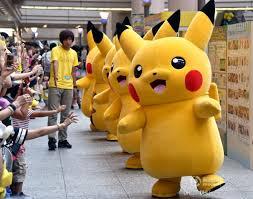 pikachu costume professional size pikachu mascot costume carnival anime
