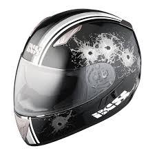 full motocross gear ixs hx 420 speed helmet black white silver motorcycle helmets