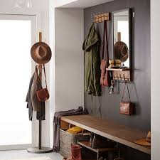 industrial entryway mirror west elm