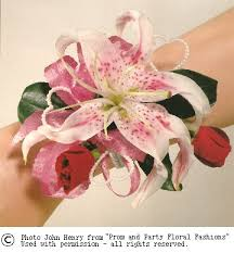 prom corsage ideas prom corsage wedding or bridal corsage