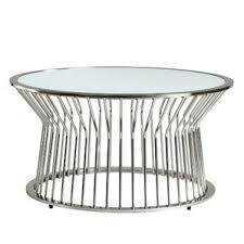 Metal Glass Coffee Table Modern Glass Coffee Tables Allmodern