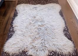 design home furniture area rugs wonderful amazing faux fur area rug ikea design home
