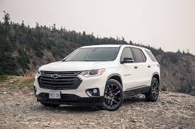 chevrolet traverse first drive 2018 chevrolet traverse canadian auto review