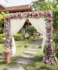 flower arch best of the bunch florist wellington