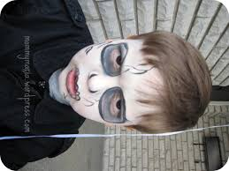 Halloween Skeleton Faces by Makeup Ideas Kids Skeleton Makeup Beautiful Makeup Ideas And