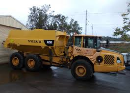 volvo dump truck dump trucks converted to water trucks jeremy engineering