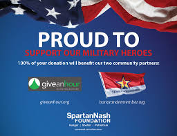 Who Made The Flag Spartannash Foundation Launches Companywide Fundraising Effort To